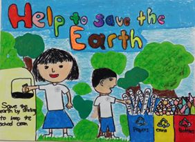 Primary school category winner for Green School Poster by our pupil Teoh yu Xin.jpg