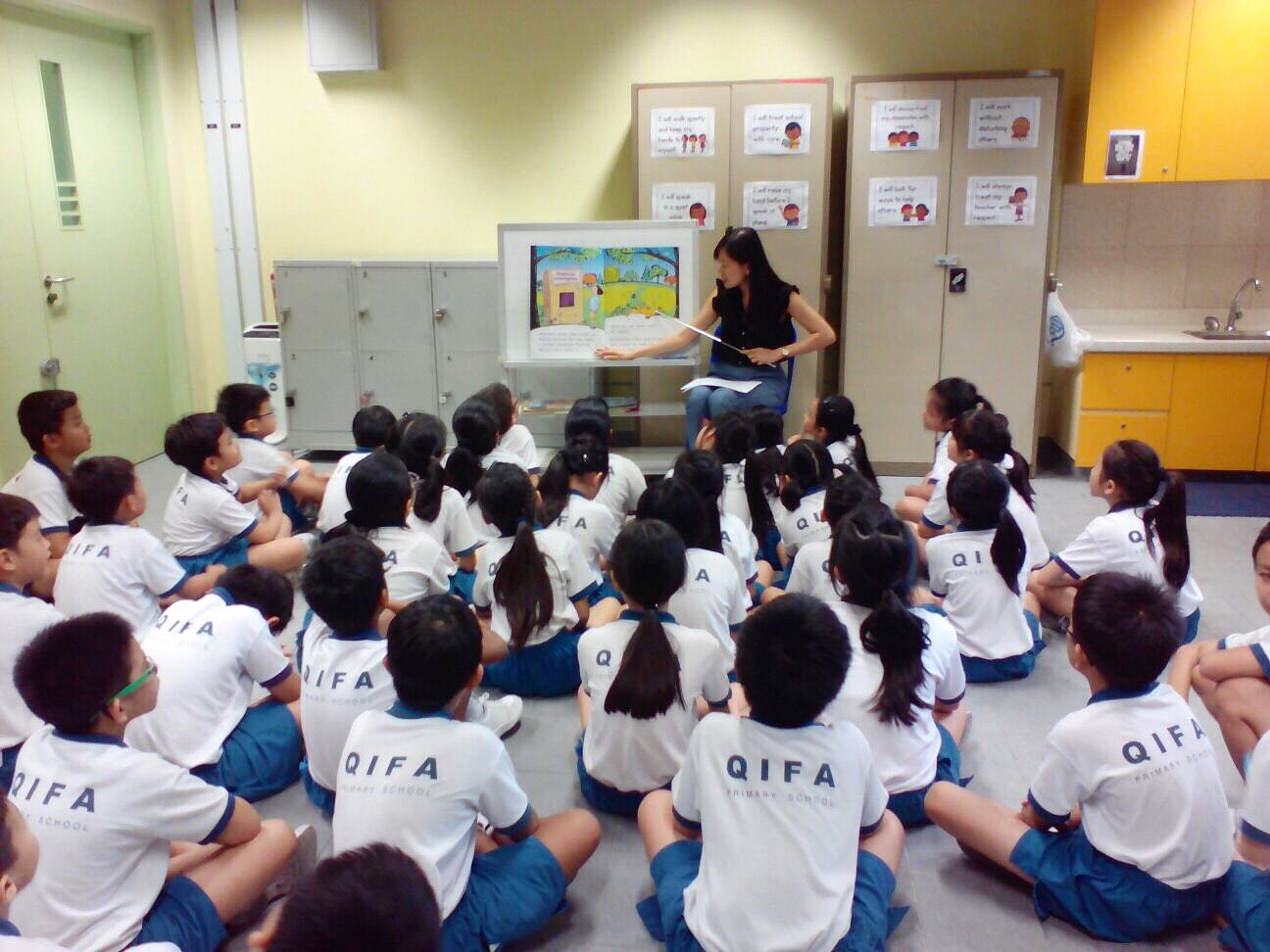 EL Dept_Teacher introduces and shares a Big Book with the pupils.jpeg